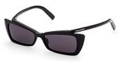 Kupnja ili uvećanje ove slike, DSquared2 Eyewear DQ0347-01A.