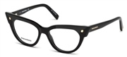 Kupnja ili uvećanje ove slike, DSquared2 Eyewear DQ5235-001.