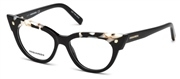 Kupnja ili uvećanje ove slike, DSquared2 Eyewear DQ5235-005.