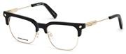Kupnja ili uvećanje ove slike, DSquared2 Eyewear DQ5243-001.