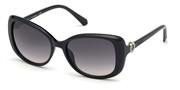 Kupnja ili uvećanje ove slike, Swarovski Eyewear SK0219-01B.
